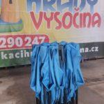 Fotografie 13. Nůžkové párty stany