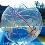 Fotografie 6. Aquazorbing vodní svět