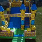 Fotografie 3. Nafukovací Nedobytný hrad (MAXI)