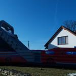 Fotografie 2. Nafukovací atrakce Hasičské auto (MAXI)