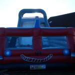 Fotografie 4. Nafukovací atrakce Hasičské auto (MAXI)