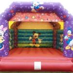 Fotografie 1. Nafukovací skákací hrad DISNEY (Mickey Mouse)