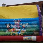 Fotografie 4. Nafukovací skákací hrad DISNEY (Mickey Mouse)