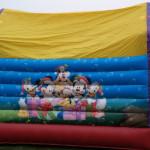 Fotografie 7. Nafukovací skákací hrad DISNEY (Mickey Mouse)