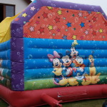 Fotografie 8. Nafukovací skákací hrad DISNEY (Mickey Mouse)