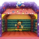 Fotografie 10. Nafukovací skákací hrad DISNEY (Mickey Mouse)