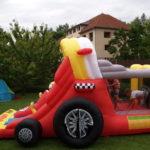 Fotografie 4. Party velká skluzavka Formule 1