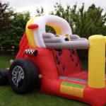 Fotografie 5. Party velká skluzavka Formule 1