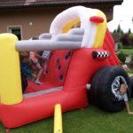 Fotografie 7. Party velká skluzavka Formule 1