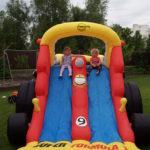 Fotografie 9. Party velká skluzavka Formule 1