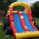 Fotografie 13. Party velká skluzavka Formule 1