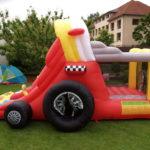 Fotografie 14. Party velká skluzavka Formule 1