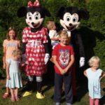 Fotografie 6. Pohádkový kostým Mickey Mouse