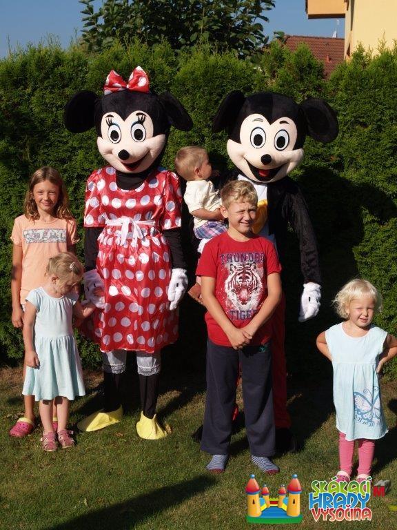 Pohádkový kostým Mickey Mouse  387edec4b0a