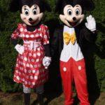 Fotografie 7. Pohádkový kostým Mickey Mouse
