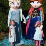 Fotografie 5. Pohádkový kostým Elsa – Ledové království / Frozen