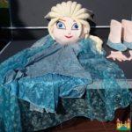 Fotografie 4. Pohádkový kostým Elsa – Ledové království / Frozen