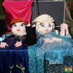 Fotografie 2. Pohádkový kostým Elsa – Ledové království / Frozen