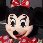 Fotografie 2. Pohádkový kostým Minnie Mouse