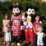 Fotografie 3. Pohádkový kostým Minnie Mouse