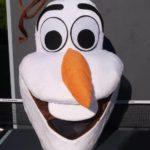 Fotografie 5. Pohádkový kostým Olaf – Ledové království / Frozen