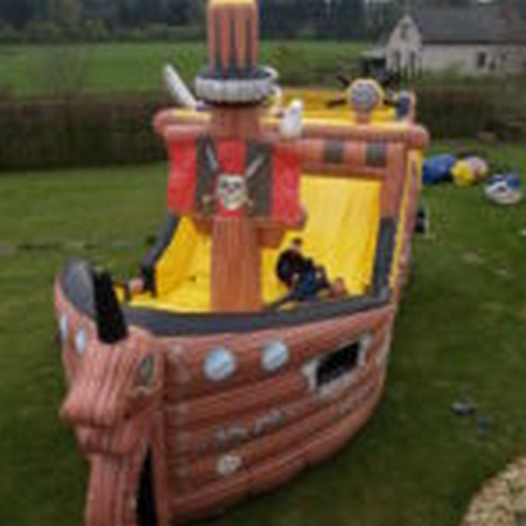 Fotografie 18. Velká pirátská loď (2)  maxi
