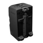 Fotografie 1. Party reproduktor Sony MHC-GT4D + 2x bezdrátový mikrofon
