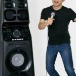 Fotografie 3. Párty reproduktor Sony MHC-V90DW + 2x bezdrátový mikrofon
