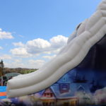 Fotografie 12. Skluzavka – Zimní vesnička