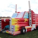 Fotografie 6. Nafukovací kamion extra MAXI – tunel