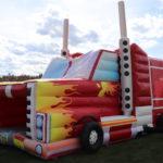 Fotografie 7. Nafukovací kamion extra MAXI – tunel