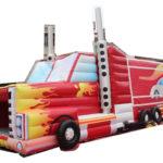 Fotografie 5. Nafukovací kamion extra MAXI – tunel