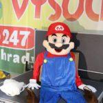 Fotografie 1. Pohádkový kostým Mario