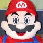 Fotografie 2. Pohádkový kostým Mario