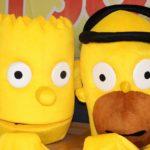 Fotografie 5. Pohádkový kostým Homer a Bart