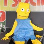Fotografie 3. Pohádkový kostým Homer a Bart