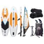 Fotografie 2. Paddleboard Windsurf Aqua Marina Blade