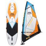 Fotografie 1. Paddleboard Windsurf Aqua Marina Blade
