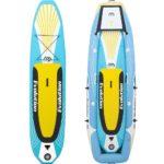Fotografie 2. Paddleboard Aqua Marina Evolution 2v1