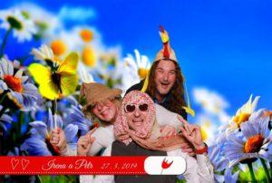 Půjčovna fotokoutek a fotobudka