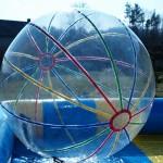 Fotografie 7. Aquazorbing vodní svět