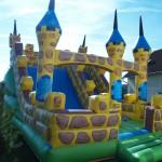 Fotografie 1. Nafukovací skákací nedobytný hrad (MAXI)