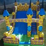 Fotografie 2. Nafukovací skákací nedobytný hrad (MAXI)
