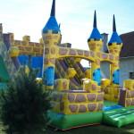 Fotografie 6. Nafukovací skákací nedobytný hrad (MAXI)
