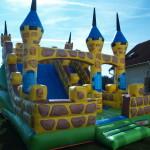 Fotografie 7. Nafukovací skákací nedobytný hrad (MAXI)