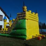 Fotografie 14. Nafukovací skákací nedobytný hrad (MAXI)