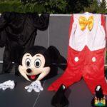 Fotografie 2. Pohádkový kostým Mickey Mouse