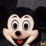 Fotografie 4. Pohádkový kostým Mickey Mouse