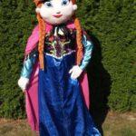 Fotografie 1. Pohádkový kostým Anna – Ledové království / Frozen