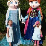 Fotografie 2. Pohádkový kostým Anna – Ledové království / Frozen